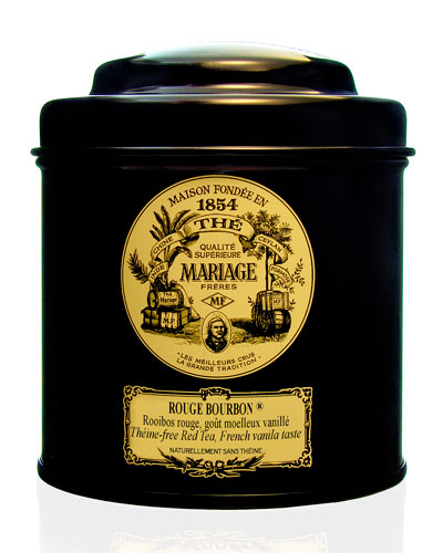 Tea Rouge Bourbon Tin