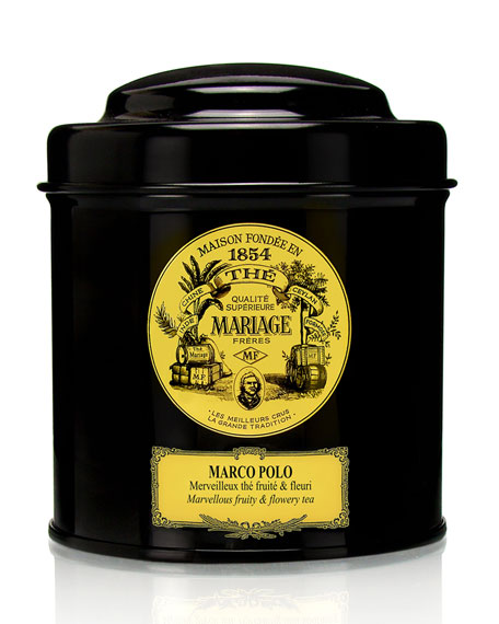 Mariage Freres International Marco Polo Tea Tin