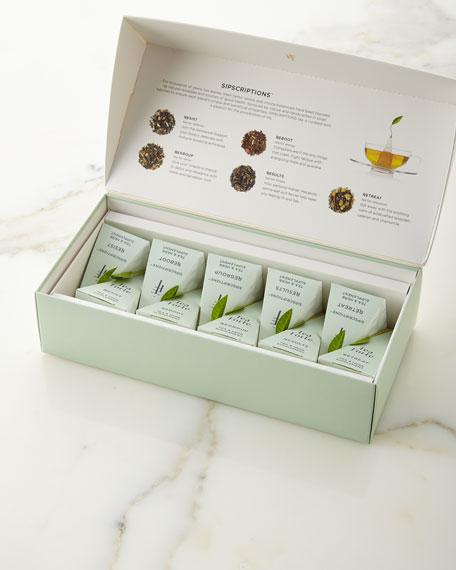 Tea Forte Sipscriptions Petite Presentation Box