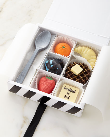 Breakfast in Bed Chocolate Box