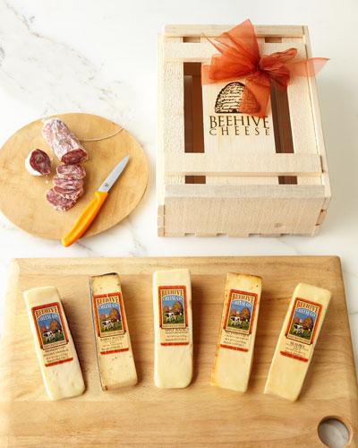 Deluxe Cheese Assortment