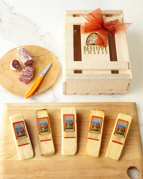 Beehive Cheese Deluxe Cheese Assortment