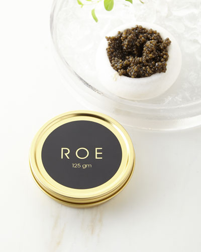 Sturgeon Caviar, For 6-8 People