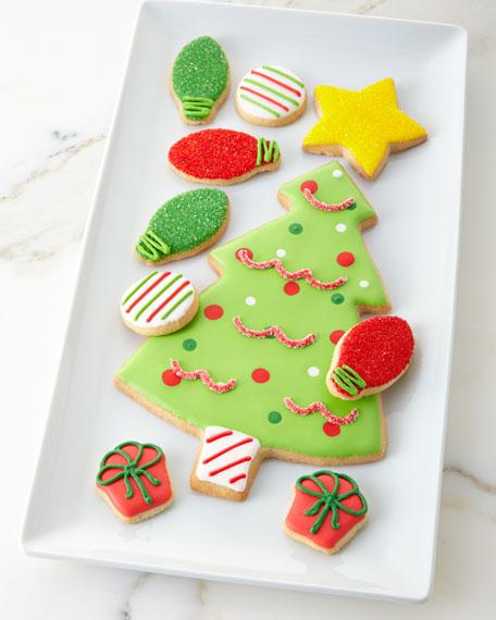 Trim The Tree Cookie Set