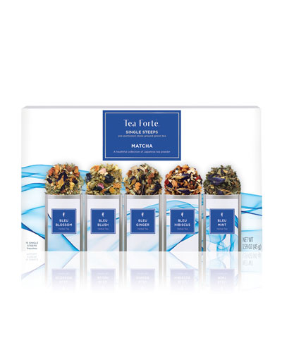 Bleu Single Steep Tea Sampler Box