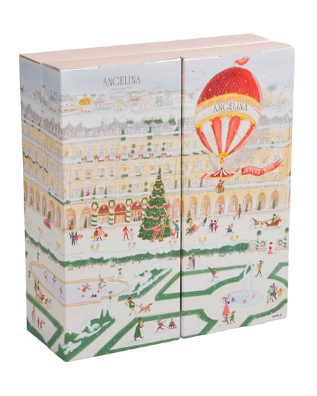 Angelina 2017 Advent Calendar