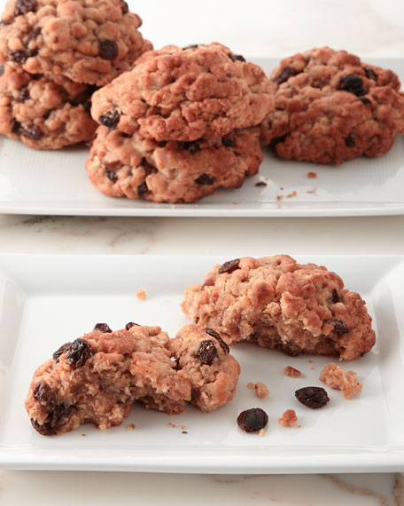 Big.Fat.Cookie Oatmeal Raisin Cookies, 6-Pack
