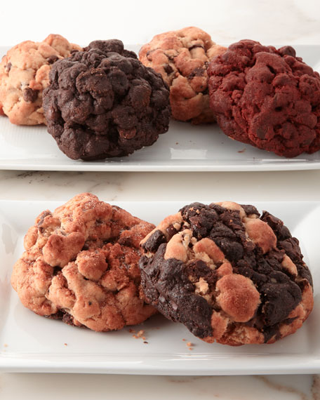 Big.Fat.Cookie Mixed Cookies, 6-Pack