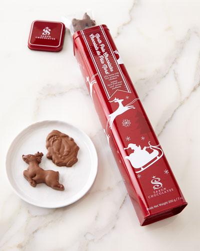 Northpole Chocolate Tin