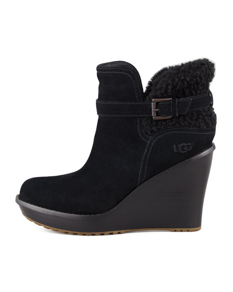 291f5f4cd91e Ugg Anais Wedge Boot