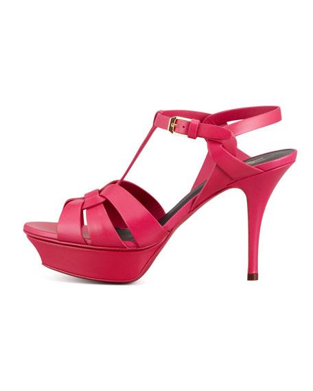 Tribute Platform Sandal, Pink