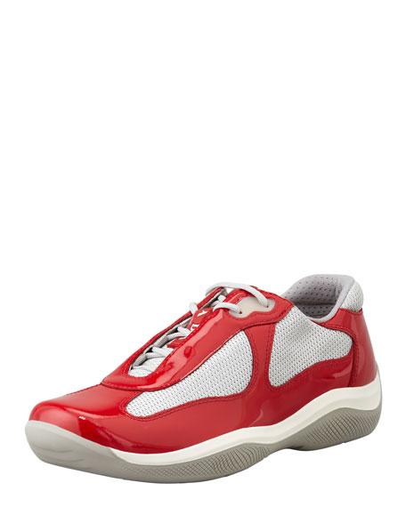 Prada Linea Rossa America's Cup Sneaker