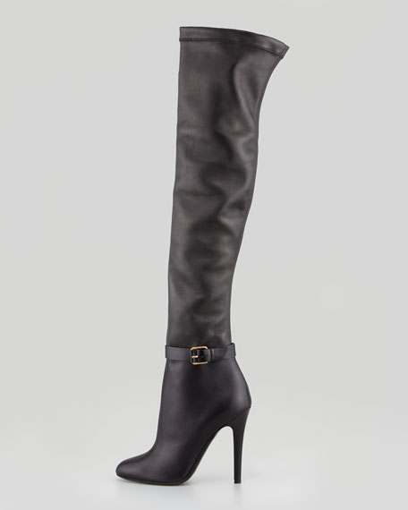 Tamba Stretch Over-the-Knee Boot