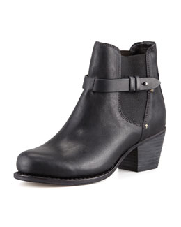 Rag & Bone Durham Chelsea Boot, Black