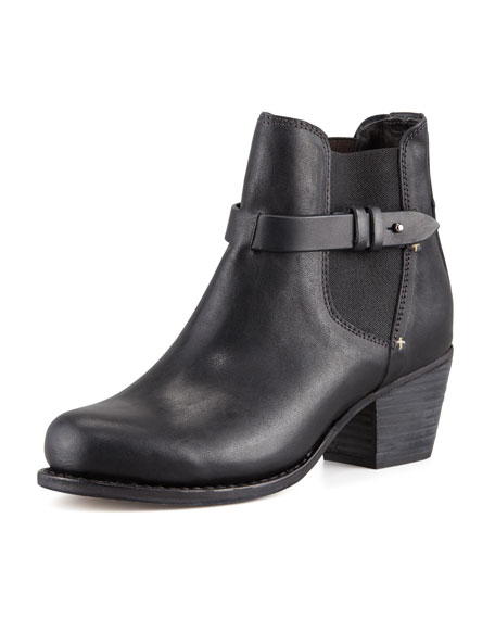 Durham Chelsea Boot, Black