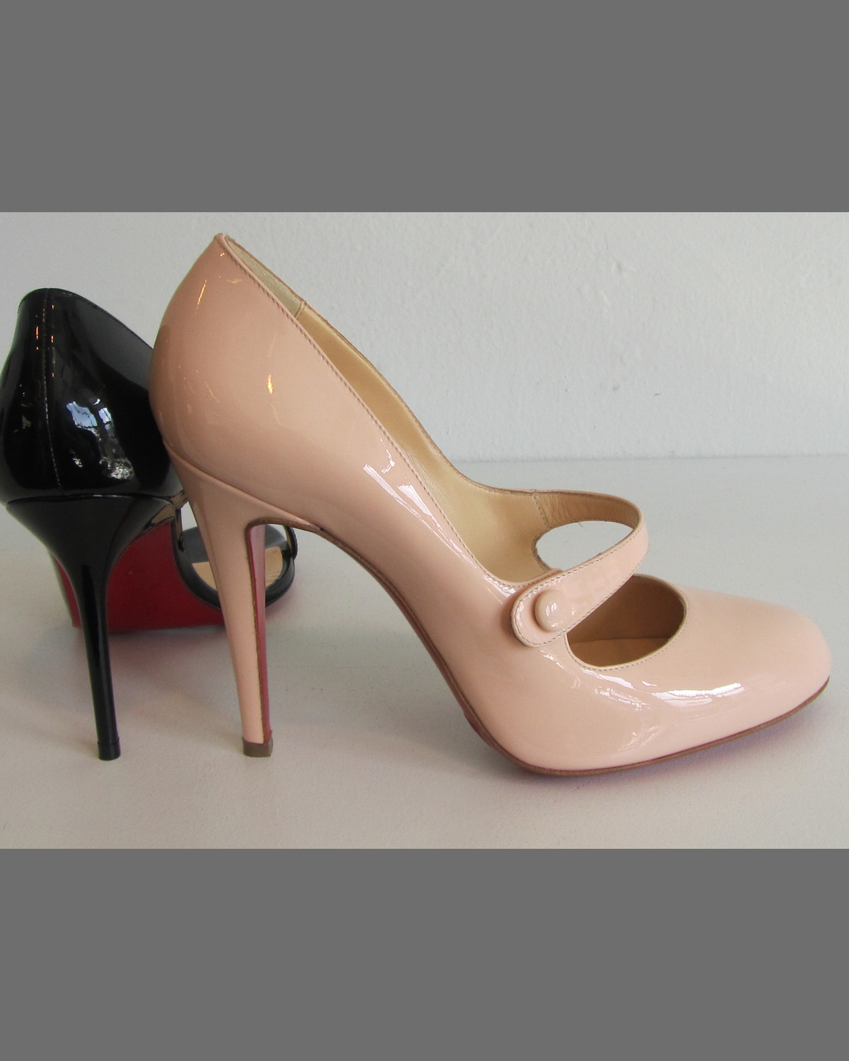 320a36513a0d Christian Louboutin Charleen Mary Jane Red Sole Pump