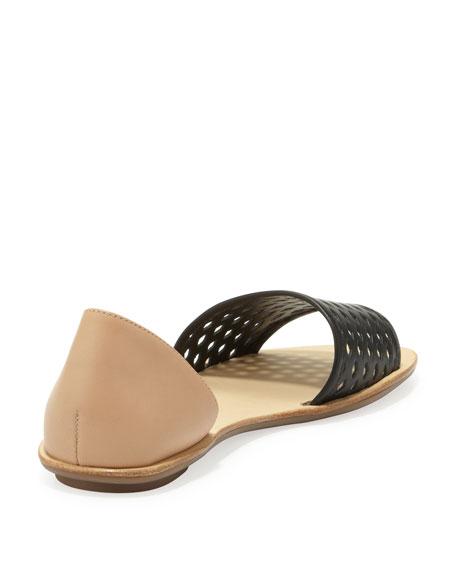 Sawyer Perforated-Band Sandal