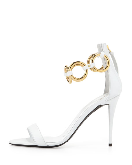Link-Cuff d'Orsay Sandal