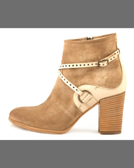 Follina Suede Ankle Boot