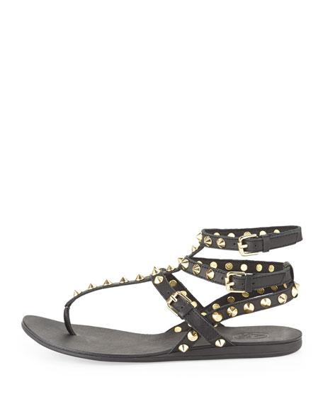 Oasis Studded Gladiator Sandal