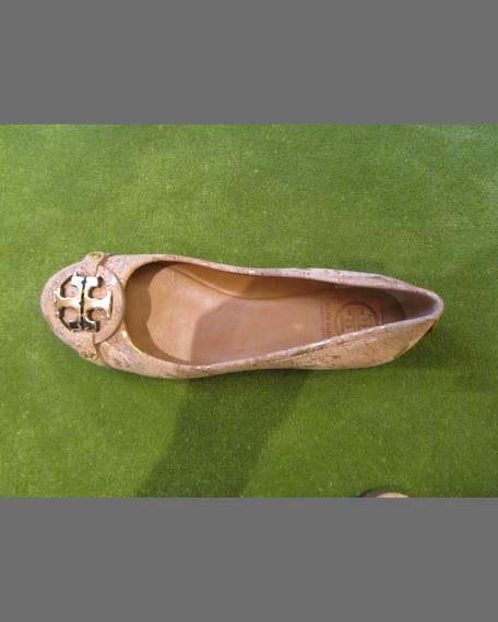 Aaden Cork Ballerina Flat