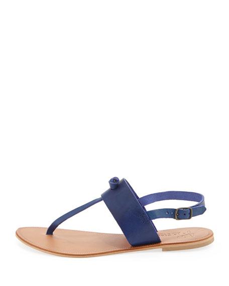 Bastia Knot Thong Sandal