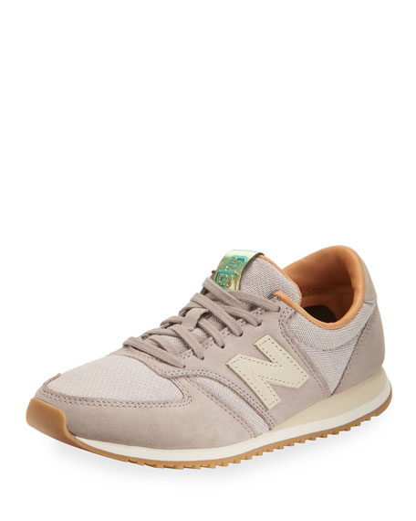 New Balance 420 Mesh Low-Top Sneaker, Gray