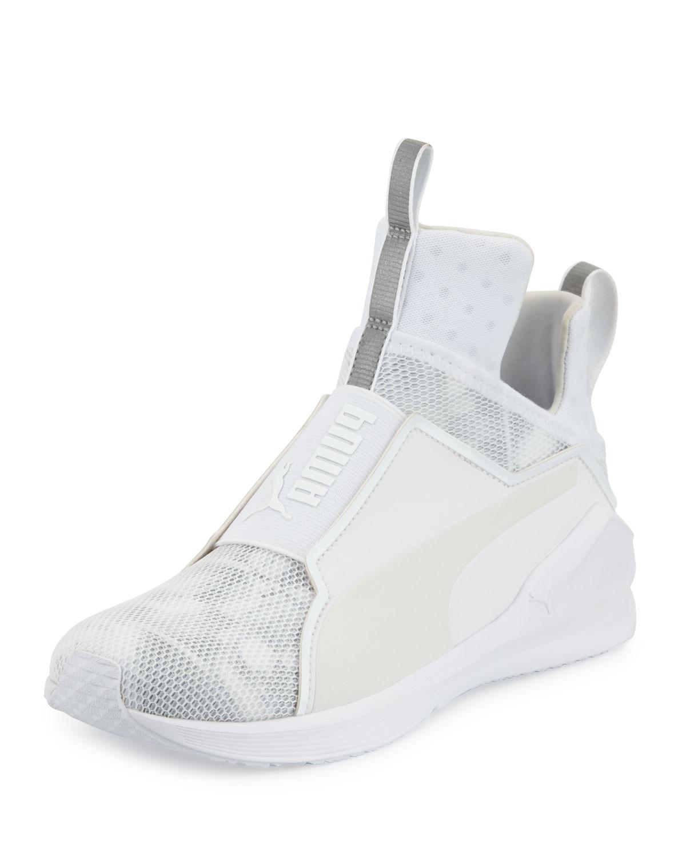 Puma Fierce Mesh High-Top Sneakers ff185707e