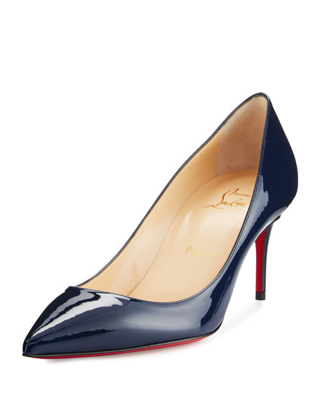 christian louboutin decollete 70mm
