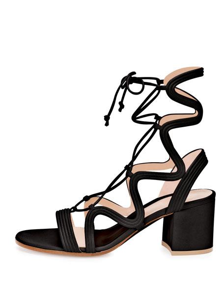 Artemis Lace-Up 60mm Sandal