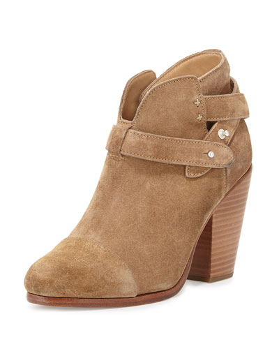 Harrow Suede Ankle Boot