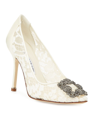 Manolo Blahnik Shoes, Pumps & Booties At Neiman Marcus