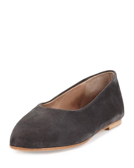 Coclico Pril Leather Ballerina Flat