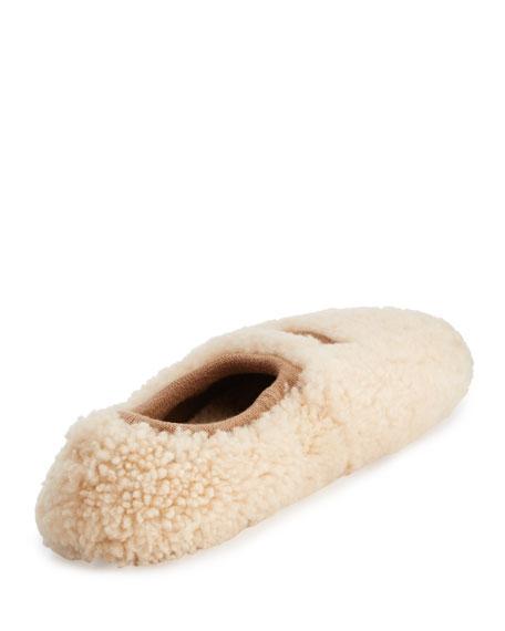 Birche Sheepskin Slipper