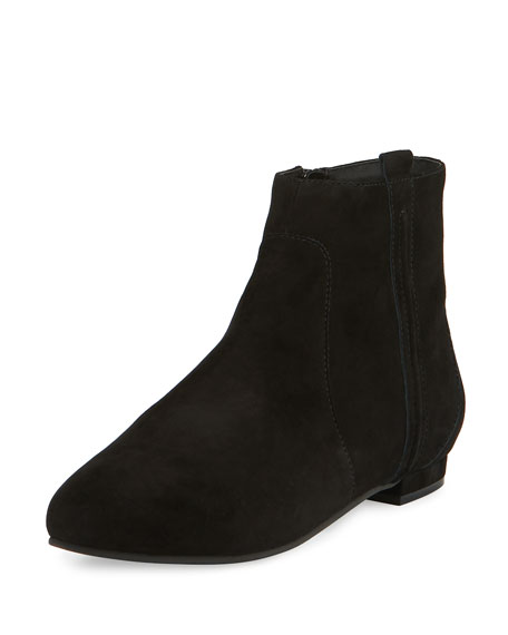 Wiley Suede Ankle Boot