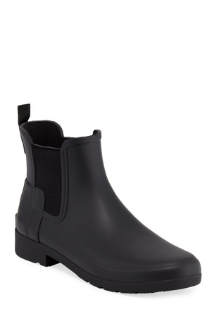Hunter Boot Original Refined Chelsea Rain Boots