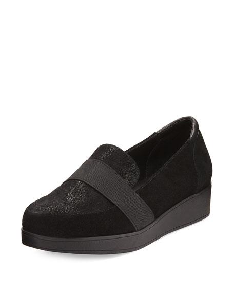 Donald J Pliner Veree Suede Comfort Loafer