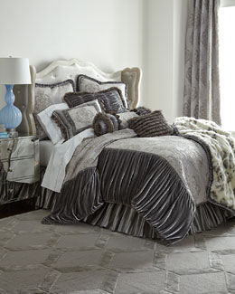 "Dian Austin Couture Home ""Venetian Glass"" Bedding"