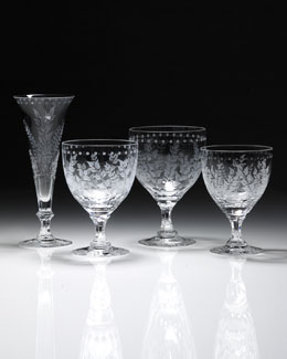 William Yeoward Fern Stemware