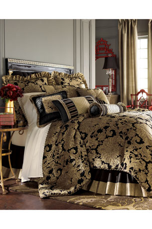Austin Horn Bedding At Neiman Marcus, Austin Horn Bedding Collection