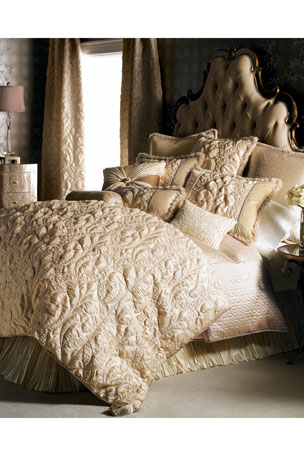 Dian Austin Couture Home Neutral Modern King Damask Duvet Cover Neutral Modern King Quilted Silk Duvet Cover Neutral Modern Queen Damask Duvet Cover