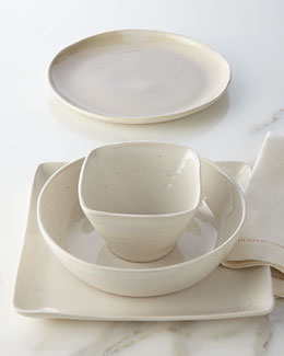 Simon Pearce Woodbury Dinnerware