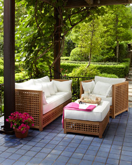 """Moroccan"" Outdoor Furniture"