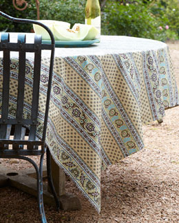 Castellane Outdoor Table Linens