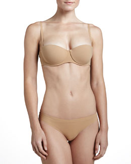 La Perla Invisible Convertible Bra &  Brazilian Briefs