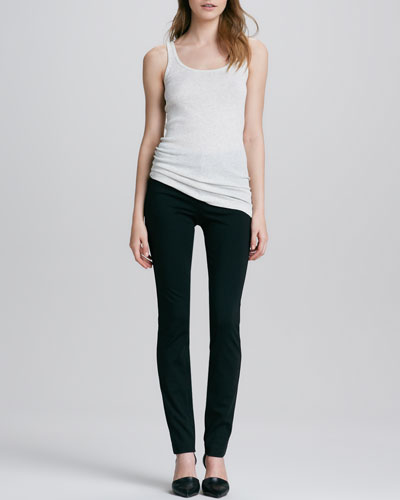 Favorite Tank & Slim Ponte Pants