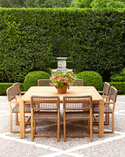 Maya Outdoor Dining Furniture