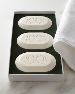 Personalized Eco Soaps