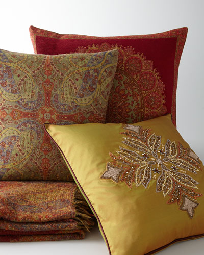 Delia Collection Pillows & Throw