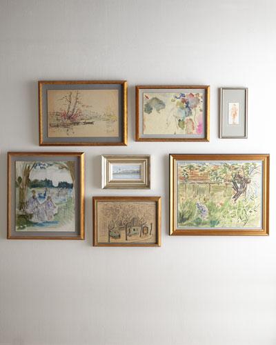 Giclee Artwork Wall Gallery